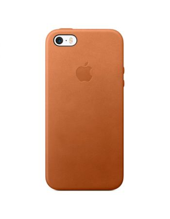 Чехол для iPhone Apple iPhone SE Leather Case Saddle Brown